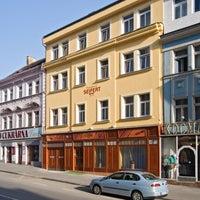 Photo taken at SEIFERT Hotel by AVE hotels Prague on 7/23/2015