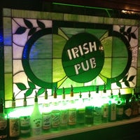 Photo taken at Irish Pub by Matthew on 3/23/2013