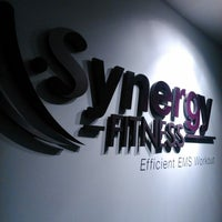 Photo taken at synergy fitness by Gerardo G. on 9/4/2014