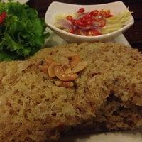 Photo taken at Hansa Restaurant by Sawanya L. on 1/26/2014