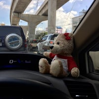 Photo taken at Tiwanon Intersection by Sawanya L. on 10/21/2016