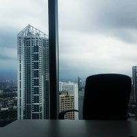 Photo taken at PBCom Tower by 디제이 트. on 10/17/2016