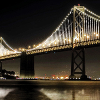 Photo taken at San Francisco-Oakland Bay Bridge by Victoria S. on 3/25/2013