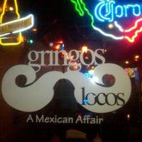 Photo taken at Gringos Locos by Carlito B. on 9/25/2012