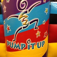 Photo taken at Pump It Up by NRLC on 5/19/2013
