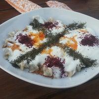 Photo taken at Ayşe Bacı by Serkan E. on 10/20/2013