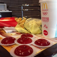Photo taken at McDonald's & McCafé by Pisces3ng on 7/21/2013