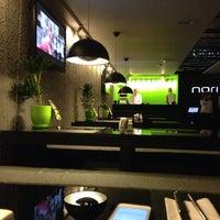 Photo taken at Nori Sushi Bar by Daniyar on 8/1/2013