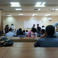 Photo taken at S Building - HTI by Mina on 10/7/2012