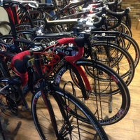 Photo taken at Primo Cycles, Fort Bonifacio by Anet A. on 5/1/2014