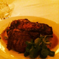 Photo taken at Morton's The Steakhouse by matt d. on 1/22/2014