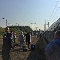 Photo taken at Bahnhof Dresden-Friedrichstadt by Mine👪 on 9/16/2016