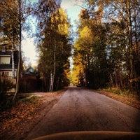 Photo taken at Переезд by 🇺🇸Дмитрий🇷🇺 D. on 10/5/2013