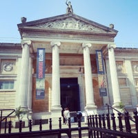 Photo taken at The Ashmolean Museum by winnie m. on 7/5/2013