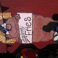 Photo taken at Wildcat Ride - Washington State Fair by Josi S. on 9/17/2012