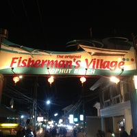 Photo taken at Fisherman's Village Walking Street by Oksana on 2/8/2013