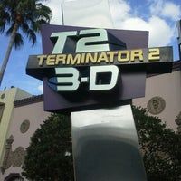 Photo taken at Terminator 2 3-D: Battle Across Time by Jessica P. on 1/31/2013