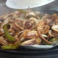 Photo taken at Nayong Filipino Saeed Restaurant & Bakery by Maya L. on 6/20/2014