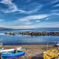 Photo taken at Porto dell'Etna - Marina di Riposto by Fabioottanta on 1/3/2017