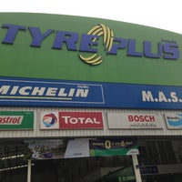 Photo taken at TYREPLUS M.A.S. by Thor 1. on 7/11/2013