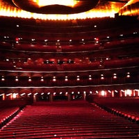 Photo taken at Metropolitan Opera by Julie W. on 6/7/2013