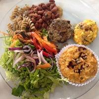 Foto tirada no(a) Vegecoop Restaurante Natural por Fernanda M. em 8/10/2015