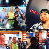 Photo taken at CNN by Brian on 9/4/2015