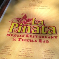 Photo taken at La Piñata #6 by Magic Matt on 5/25/2013