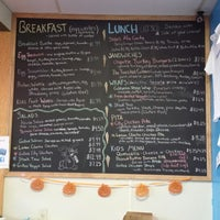 Photo taken at Balance Cafe & Smoothies by Zach S. on 10/25/2013