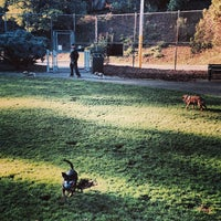 Photo taken at St. Mary's Park Dog Run by Kevin S. on 12/13/2013