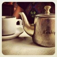 Photo taken at Koshy's by Swadha J. on 5/22/2013
