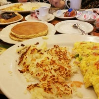 Photo taken at Christy's Restaurant & Pancake House by Mark P. on 3/20/2016