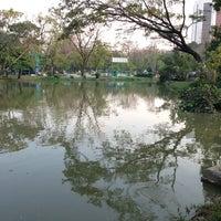 Photo taken at Khlong Chan Botanical Park by Mr.Mai R. on 2/24/2013