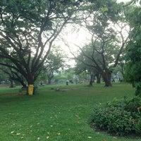 Photo taken at Khlong Chan Botanical Park by Mr.Mai R. on 4/3/2014