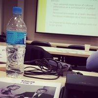 Photo taken at EYU - Ernst & Young University by Alejandro A. on 3/18/2014