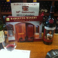 Photo taken at Bargetto Winery by Stephanie T. on 4/20/2013