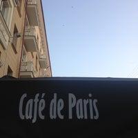 Снимок сделан в Café de Paris пользователем Andrei 6/25/2013