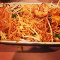 Photo taken at Bangkok Cuisine by Charles on 4/14/2013