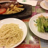 Photo taken at President Garden 總統花園餐廳 by Mc on 7/26/2014