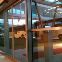 Photo taken at VIP Terminal by Sevgi on 12/11/2012