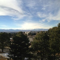 Photo taken at DoubleTree by Hilton Hotel Denver Tech Center by Gregg on 1/31/2013