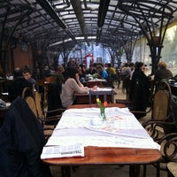 Foto diambil di Bunkier Sztuki Café oleh Aida pada 4/13/2013