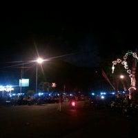 Photo taken at Alun Alun Bondowoso by Nanang W. on 9/15/2012