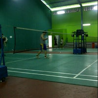 Photo taken at Balikpapan Sport Centre by Wendy H. on 2/6/2013