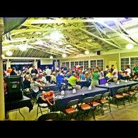 Photo taken at Vanderbilt Legends Club by Prentiss H. on 9/27/2012