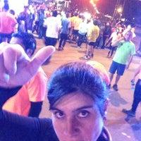 Photo taken at Polideportivo Martin Vargas by Jimena on 11/8/2015