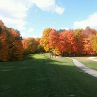 Photo taken at Scenic View Golf Course by Daniel H. on 10/2/2012