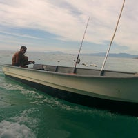 Photo taken at Bubbles Dive Resort by A3 G. on 9/5/2014