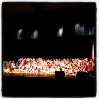 Photo taken at Gardendale High School Auditorium by James J. on 5/21/2013