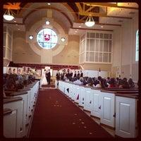 Photo taken at Bluff Park United Methodist Church by James J. on 5/18/2013